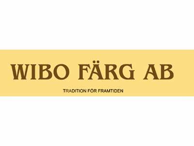 Wibo Färg logotyp